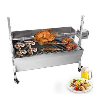 YaSaShe Barbecue Multifonction pour Barbecue Manuel ou électrique
