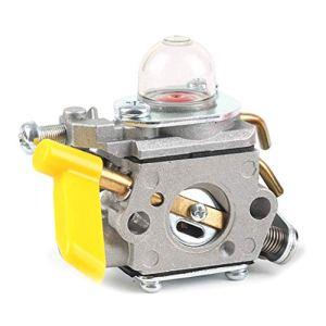 Yintiod Carburateur pour Homelite Ryobi 26 cm³/33 cm³ Débroussailleuse Souffleur Zama C1U-H60 Carburateur remplace 308054013 308054008 308054012 308054004