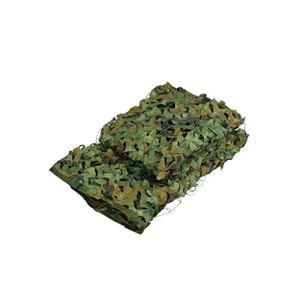 YMXLJF Filet ombrage, Filet de Camouflage aérien, Filet décoratif Vert Montagne Bloquer 70% des Rayons UV (Taille : 10 * 25m)