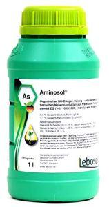 Aminosol 1000 ml organiques Engrais liquide pour les plantes/ bonsaï 63039