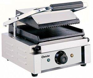 Bartscher – grill électrique Contactez