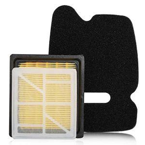 Carkio Kit pré-filtre à air pour scie à béton Husq-varna Partner K750 K 750 506 36 72-01, 506 36 72-02,506 36 71-01,5063671-03 (lot de 1)