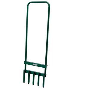 Casdl Draper Tools Aérateur de pelouse 29 x 93 cm Vert 30565
