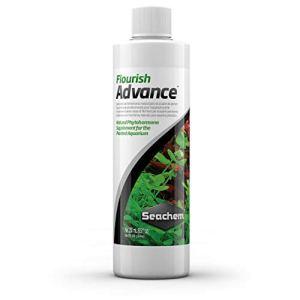 Flourish Advance 250ml Seachem engrais C/fitormoni douce Aquarium plantes,
