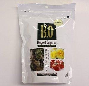 Geosism & Nature Biogold Original Japonais, NPK 5.5-6.5-3.5 (240 GR), Engrais d'été granulaire pour bonsaï