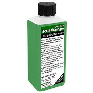 GREEN24 Engrais pour Bonsaï NPK Azote + HIGHTECH Engrais pour Engrais de bonsaï, Plantes, Premium Engrais Liquide de la Profi.