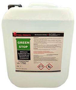 Green-Stop – Nettoyant anti-moisissure pour pierre 20 l