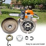 Hancend Kit d'embrayage-Kit d'embrayage à Douille adapté pour 018023025 MS170 MS180 MS210 MS230 MS250