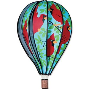 Hot Air Balloon Cardinals 22 inch