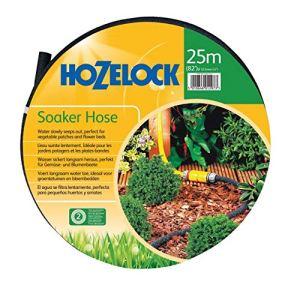 Hozelock 6764P0000 Tuyau Poreux 25 m Noir 37 x 37 x 50 cm