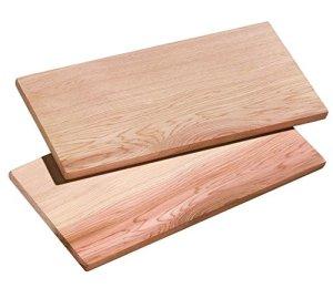 Küchenprofi 1066561002 Smokey Planche à découper en cèdre
