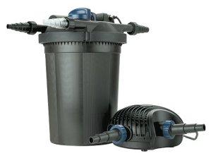 Oase Filtoclear 20000 Kit de filtres UV et pompe pour bassin