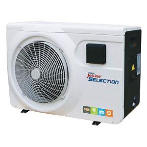 Poolex PC-JLS070 PC-JLS070-Pompe à Chaleur Gamme Selection-7 kw-r32-La Jetline Nouvelle génération-pour Bassin jusqu'à 35 m3-1153 Watts