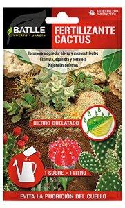 Semillas Batlle 710600BOLS Engrais Cactus, pour 1l