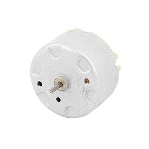sourcing map Mini électrique couple élevé moteur courant continu moteur Micro V LECTEUR DVD DC 3-12V 7200RPM