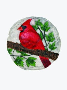 Spoontiques sur Branche Cardinal Stepping Stone