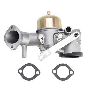 Stronerliou Carburateur pour moteur Briggs&Stratton 491031 490499 491026 281707 12 HP