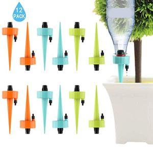 WANG XIN Pointes Auto-arrosantes, abreuvoirs for Plantes, dispositifs for arroser Les Plantes, Irrigation Automatique au Goutte-à-Goutte for Les Vacances