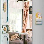 WINOMO 2 Pièces Licorne Interrupteur de Lumière Autocollant Auto-Adhésif Amovible Interrupteur de Lumière Autocollant 3D Autocollant Mural Décalcomanie pour Enfants Chambre Salon