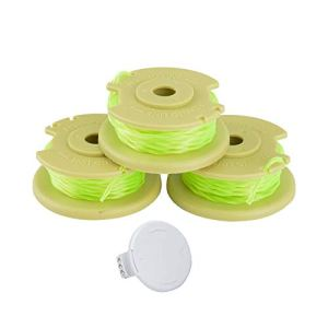 XIAOFANG Fangxia Store 6PCS Auto Line Feed chaîne Spool Fit for Ryobi 18V 24V Trimmer Pièces de Rechange Cutter Tondeuse Bump Spool Épareuse (Color : A)