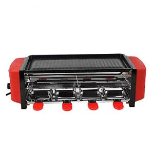 Antiadhésif Barbecue Grill Barbecue d'intérieur Grill machine (Size : Package B)