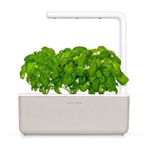 Click & Grow Smart Garden Jardinière avec 3plants de basilique Lave