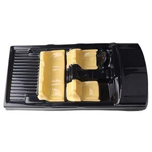 CVBN Décoration intérieure de Voiture RC pour 1/10 Axial SCX10 II 90046 90047 Traxxas TRX4, Noir