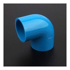 Ensemble d'outils sanitaires 50 mm PVC coude Joints tuyau d'eau du système d'irrigation connecteur Raccords ménagers Robinet de jardin Connecteurs d'eau 12/24 / 48pcs