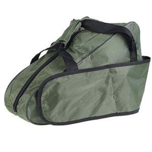 Fugift Sac de rangement de tronçonneuse durable et étanche – Sac de transport – Multicolore – Protection en option – Accessoires universels