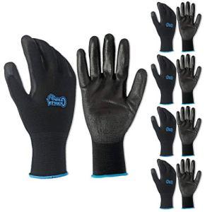 Grease Monkey Gorilla Grip 5 pack gants grip gorille (grand)