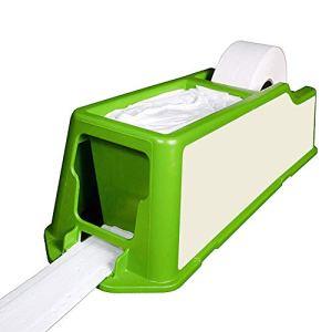Infilm Outil de ruban adhésif pour cloisons sèches – Sans gâchis, ruban adhésif en plastique pour cloisons sèches et application de joints, outil de remodelage portatif