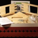 KEXMY Bird House Building kit