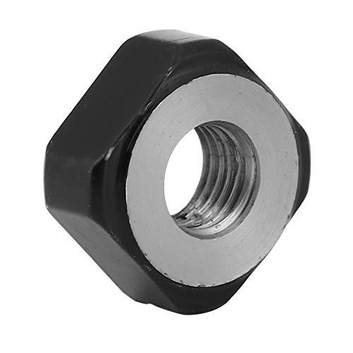 LDDJ Boulon 2 pcs m6x0.75mm écrou carré de Haute précision de Protection en Laiton en Laiton de Serrure métallique pour la vis à Billes Matériel en métal