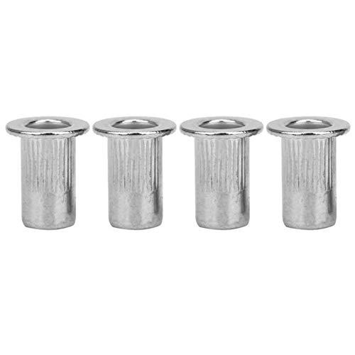 LDDJ Boulon 50pcs m3 / m4 / m5 Fermeture de Noix d'acier Inoxydable Cache-cordonnier matériel Industriel fournisseurs Matériel en métal (Size : M3)