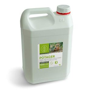 Le Jardinier Bio Potager 5 L Biostimulant, Blanc