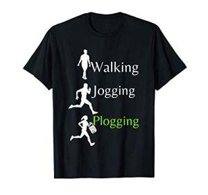 Le Plogging suédois combine la collecte des déchets pendant T-Shirt