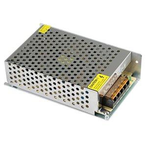 LEADSTAR Transformateur pour Bande LED 5 V 10 A 50 W Alimentation pour transformateur de 50 W Alimentation Alimentation pour Bande LED et Autres appareils avec DC 5 V