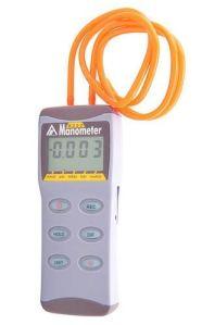LHQ-QG Compteur de pression différentielle de la jauge de pression numérique AZ-8230