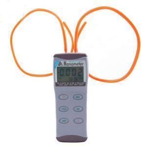 LHQ-QG Compteur de pression manomètre de manomètre à vide numérique de poche AZ8215