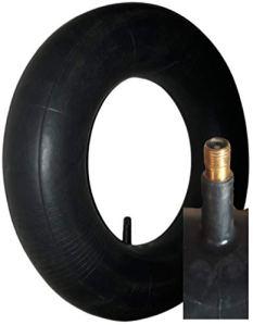 [OKAO]⭐ Chambre à air standard 3.50-8 pour pneu de brouette, remorque, tracteur tondeuse…Charge jusqu'à 120 kg par pneus. Valve TR13 solide adaptée pour pompes à vélos et gonfleur de pneus voiture.