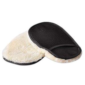 PingGongHuaKeJiYouXianGongSi Lot de 10 gants en polaire pour nettoyage de voiture