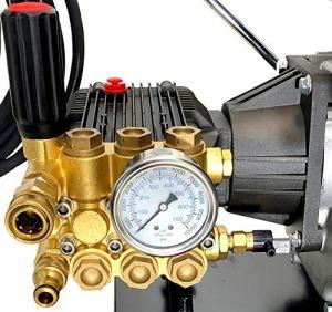 Pompe haute pression pour nettoyeur haute pression avec 250 bars max.
