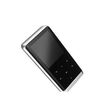 rongweiwang 16 Go Lecteur MP3 Bluetooth Sport Musique Haut-parleurs HiFi Radio FM Bluetooth Enregistreur mp3 Radio Recorder Lossless écran Tactile Portable Lecteur de Musique