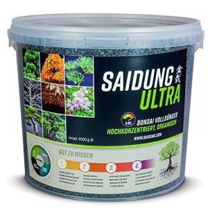 Saidung Ultra 63161 Engrais organique solide pour bonsaï – 4500g