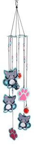 Spoontiques 11995 Wind Chime (Cat)
