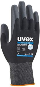 Uvex 600709Phynomic XG Gant de sécurité, taille: 9, Noir
