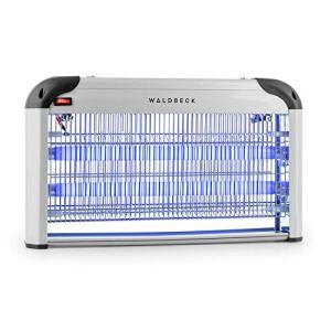 Waldbeck Mosquito Ex 5000 Désinsectiseur électrique 38W lumière UV pour 150 m²