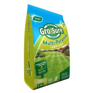 Westland Horticulture GRO-Sure Semences pour Gazon Multi-usages, 120m², 3,6kg