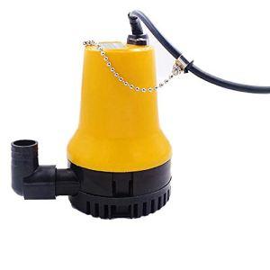 ZYL-YL Pompe à Eau Submersible NUZAMAS Effacer Piscine DC 12V 50W 4200L / H Sale Propre Piscine Propre Piscine Bassin Propre inondation