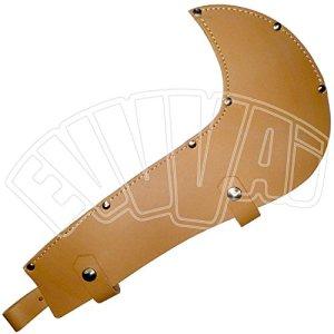 28cm–Fourreau Etui pour Serpe normal en cuir–Roncoletta élagage